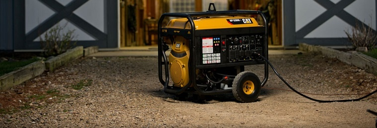 Contact me about cat portable generators